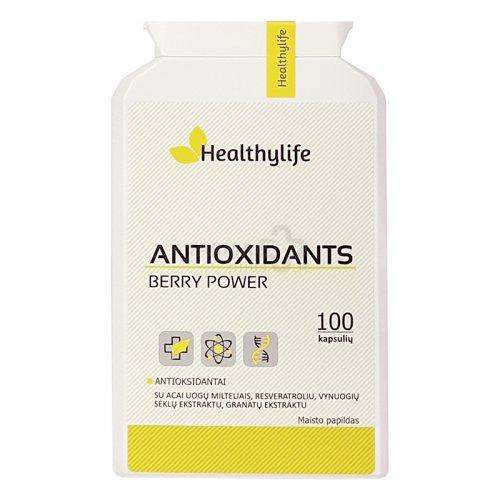 Antioksidantų papildai: naudingi ar žalingi?