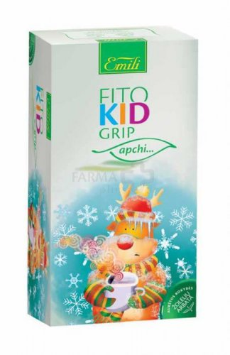 Arbata FITO KID GRIP tea 1,5g N20