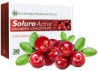 Maisto papildas SOLURO Active Cranberry concentrate N30